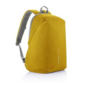 Studentský batoh na notebook 15,6, žlutý
