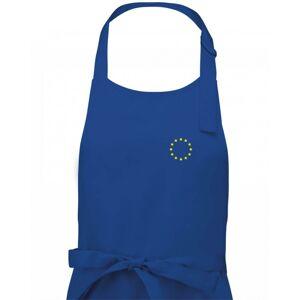 EU vlajka - prso - Zástěra na vaření