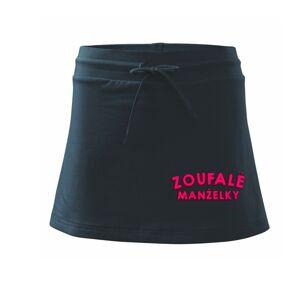 Zoufalé manželky - Sportovní sukně - two in one