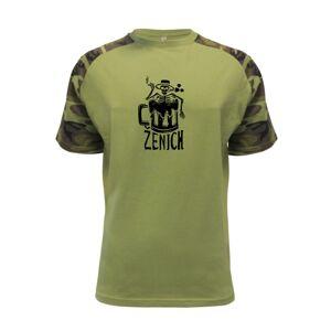Ženich kostra - Raglan Military