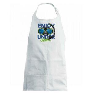 Enjoy Under Water - Dětská zástěra na vaření