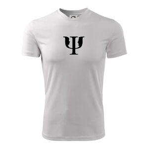 Psychologie logo muž a žena - Dětské triko Fantasy sportovní (dresovina)