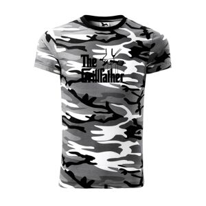 The Grillfather - Army CAMOUFLAGE