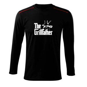 The Grillfather - Triko s dlouhým rukávem Long Sleeve