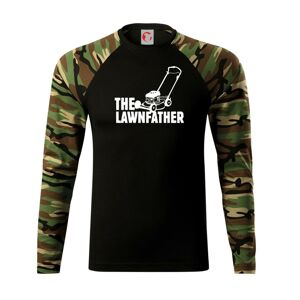 The Lawnfather - Camouflage LS