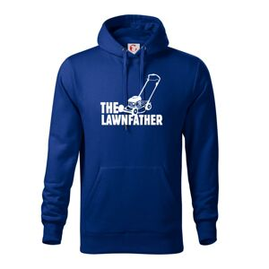 The Lawnfather - Mikina s kapucí hooded sweater
