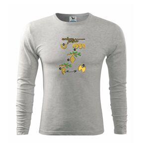 Evoluce pasta - Triko s dlouhým rukávem FIT-T long sleeve