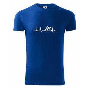 EKG hrozny - Viper FIT pánské triko