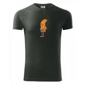 Liška v mikině - Viper FIT pánské triko