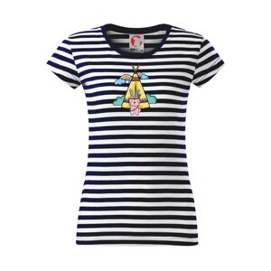Indiánský zajíc - Sailor dámské triko