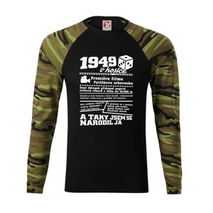 1949 v kostce - Camouflage LS