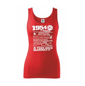 1954 v kostce - Tílko triumph