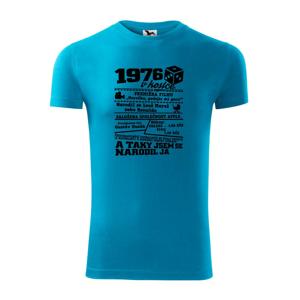 1976 v kostce - Replay FIT pánské triko