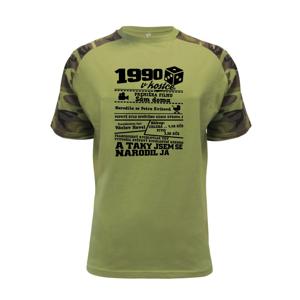 1990 v kostce - Raglan Military