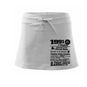 1991 v kostce - Sportovní sukně - two in one