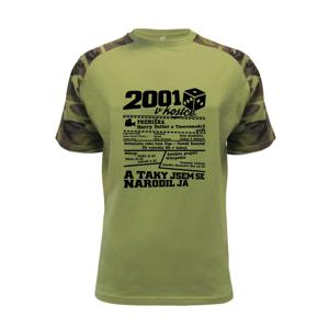 2001 v kostce - Raglan Military