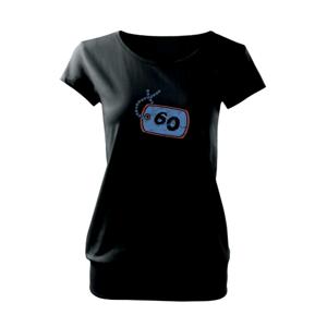 60 na krku - Volné triko city