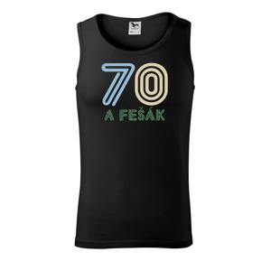 70 a fešák - Tílko pánské Core