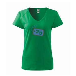 70 na krku - Tričko dámské Dream