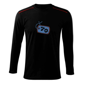 70 na krku - Triko s dlouhým rukávem Long Sleeve