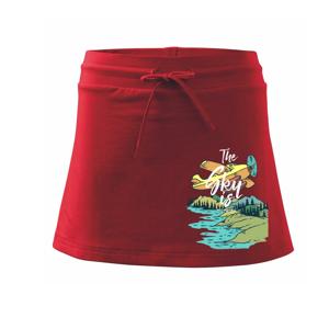 Alaska - Sportovní sukně - two in one
