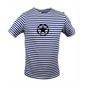 Army hvězda - Unisex triko na vodu