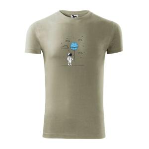 Astronaut s balónkem - Viper FIT pánské triko