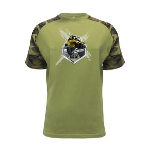 ATV Buggy splash - Raglan Military