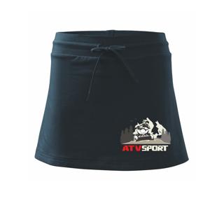 ATV čtyřkolka sport - Sportovní sukně - two in one