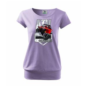 ATV garage - Volné triko city