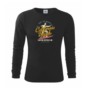 Authentic gear ride the waves - Triko dětské Long Sleeve