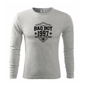 Bad boy since 1997 - Triko s dlouhým rukávem FIT-T long sleeve