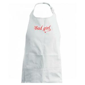 Badgirl - Dětská zástěra na vaření