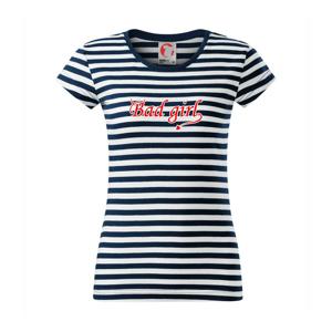 Badgirl - Sailor dámské triko