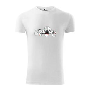 Badminton - tři košíky - Replay FIT pánské triko
