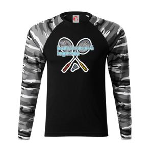 Badmintonová legenda - Camouflage LS
