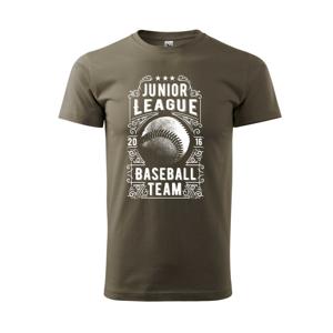 Baseball Team - Triko Basic Extra velké