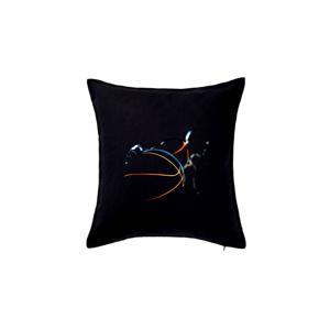 Basketbalista ve tmě - Polštář 50x50