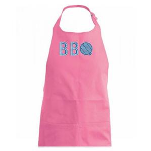BBQ nápis - Zástěra na vaření