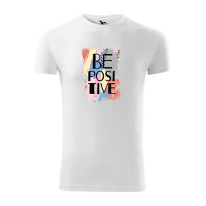Be positive - Replay FIT pánské triko
