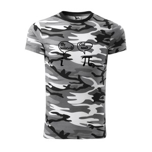 Be rational! Get real! - Army CAMOUFLAGE
