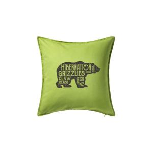 Bear hiber - Polštář 50x50