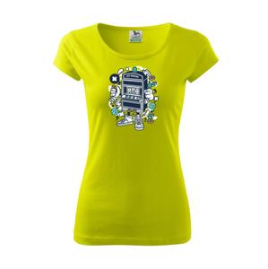 Bednanátor - Pure dámské triko