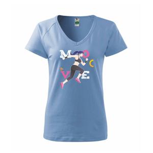 Běhání - move - Tričko dámské Dream