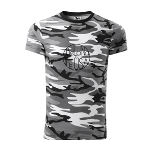 Belong to The USA - Army CAMOUFLAGE