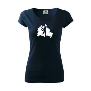 Berlín Erb - Pure dámské triko