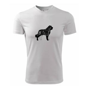 Bernardýn - Pánské triko Fantasy sportovní (dresovina)