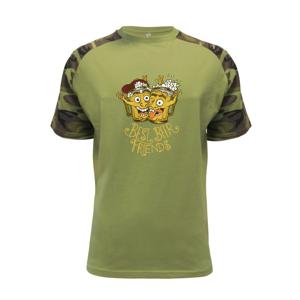 Best beer friends party (Pecka design) - Raglan Military