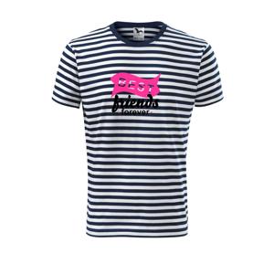 Best friends stuha - vlna - Unisex triko na vodu