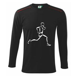Běžec - Triko s dlouhým rukávem Long Sleeve